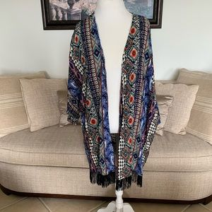 Tops - French Laundry 2X kimono New With Tag